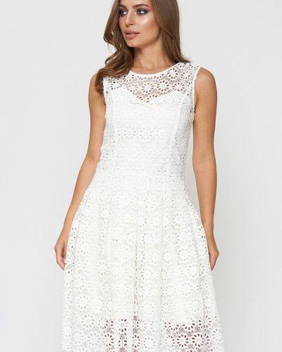 Коктейльное платье осеннее Sellin