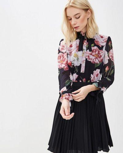 Черное вечернее платье Ted Baker London