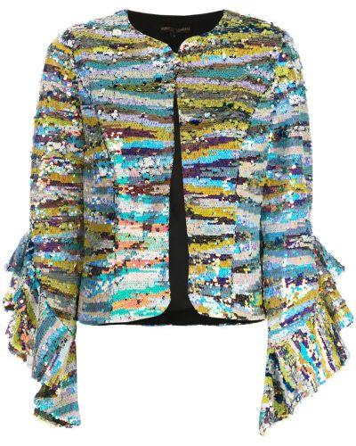 Удлиненный пиджак Alberto Makali