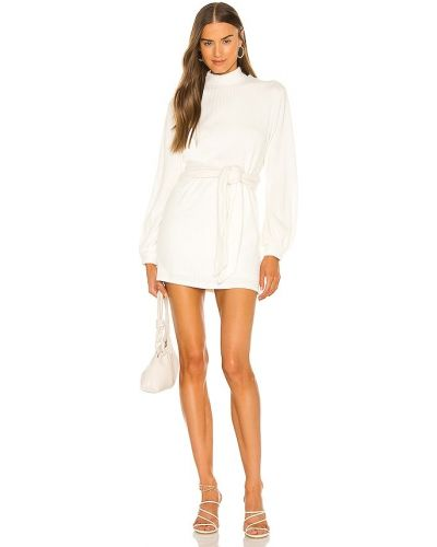 Платье мини - белое Majorelle