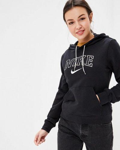 Толстовка черная Nike