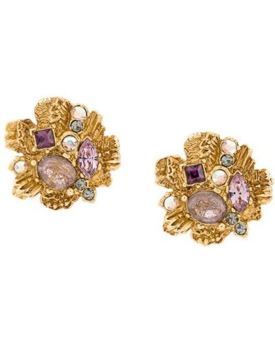 Серьги Christian Lacroix Pre-owned
