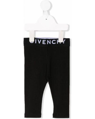 Леггинсы с поясом эластичный Givenchy Kids