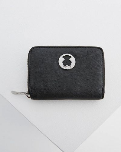 Черный кошелек из искусственной кожи Tous