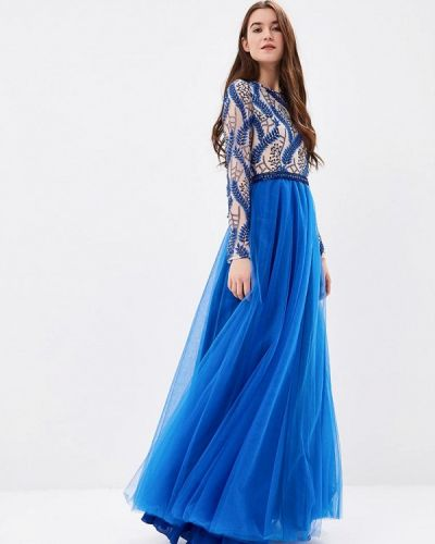 Платье синее Ksenia Knyazeva