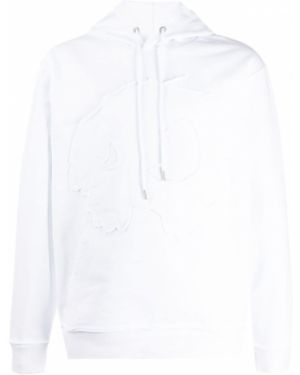 Bluza z kapturem z haftem z kapturem Mcq Alexander Mcqueen