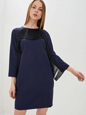 Платье - синее Hugo Hugo Boss