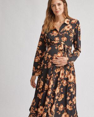 Платье для беременных осеннее Dorothy Perkins Maternity