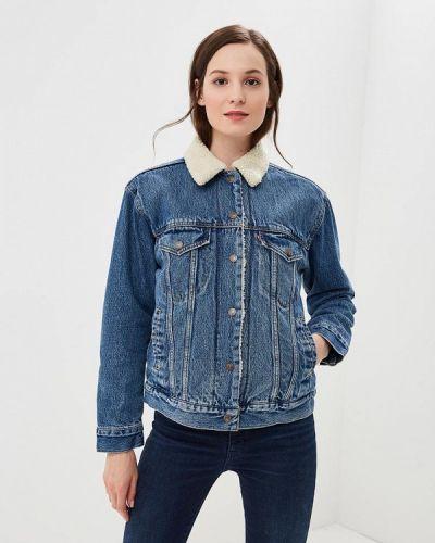 Джинсовая куртка демисезонная осенняя Levi's®