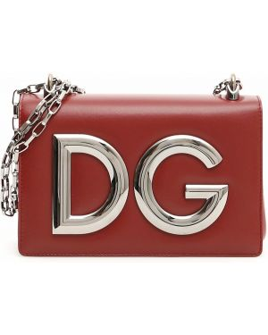 Сумка на цепочке металлическая Dolce & Gabbana