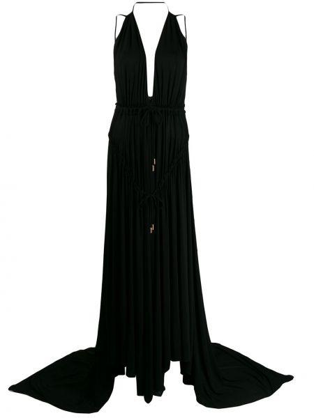 Платье с открытой спиной на бретелях Dsquared2