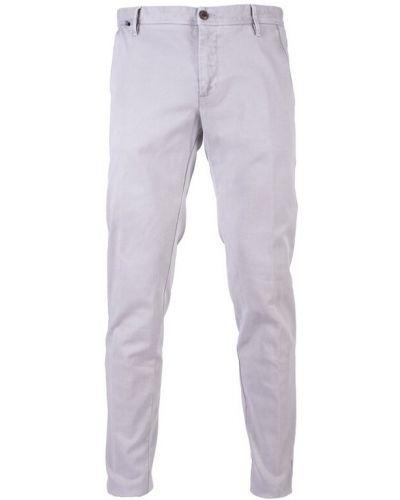 Białe spodnie Atpco