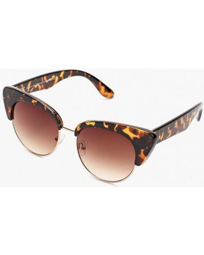 Коричневые солнцезащитные очки Dorothy Perkins