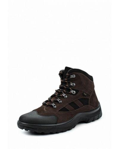 Треккинговые ботинки осенние кожаные Ralf Ringer
