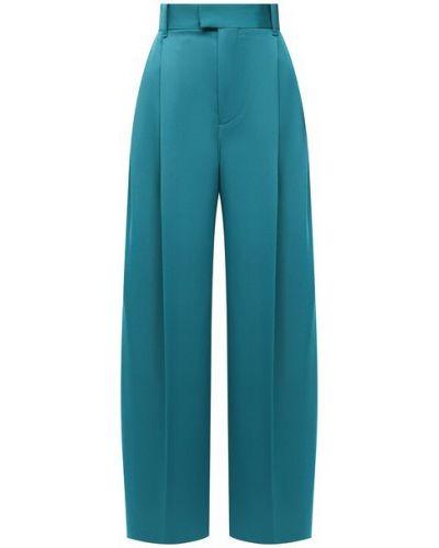Шерстяные брюки Bottega Veneta