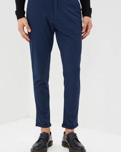 Синие брюки повседневные Shine Original