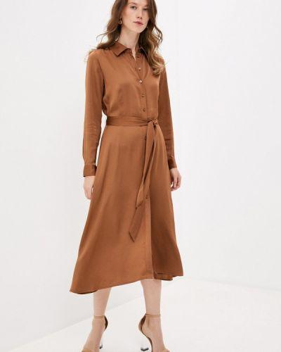 Платье - коричневое Part Two