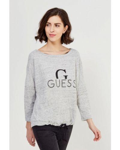 Серая футболка Guess Jeans