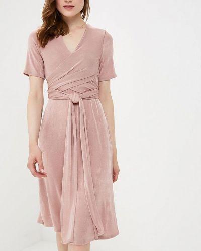 Розовое платье Lost Ink.