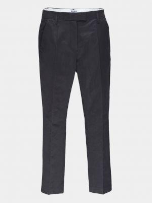 Черные классические брюки Dondup