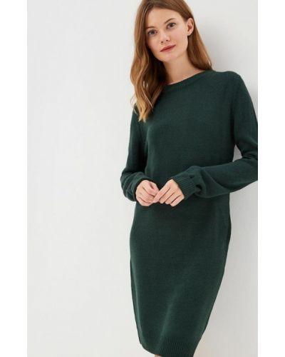 Платье с длинными рукавами льняное Brave Soul
