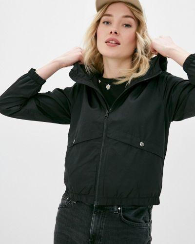 Облегченная черная куртка Jacqueline De Yong