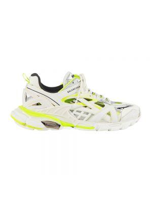 Buty sportowe srebrne - białe Balenciaga