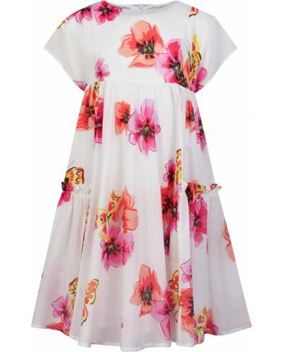 Платье - белое Simonetta