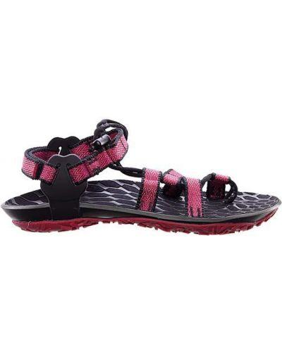 Розовые сандалии Lizard
