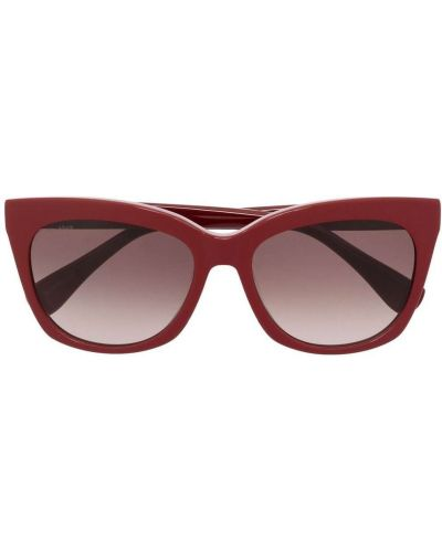 Солнцезащитные очки с логотипом - серые Max Mara