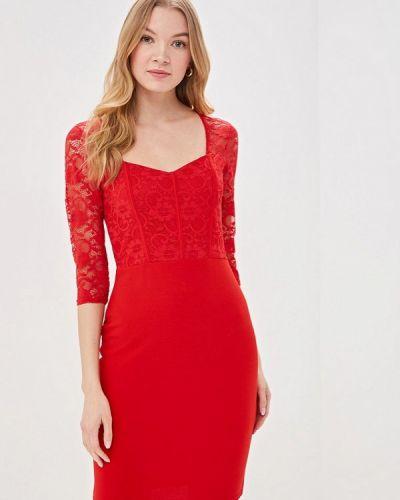Вечернее платье красный Dorothy Perkins