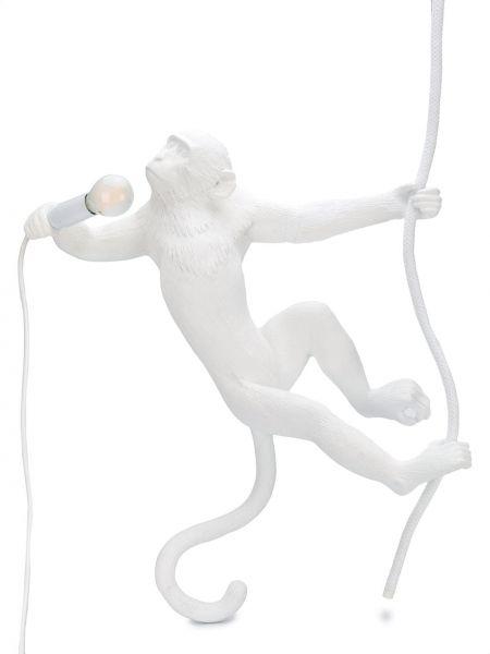 Szlafrok - biały Seletti