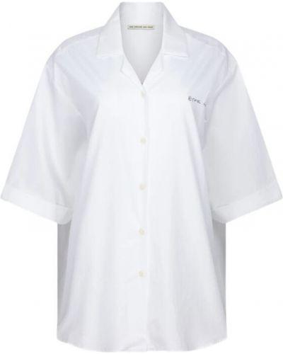 Biała koszula krótki rękaw Etre Cecile