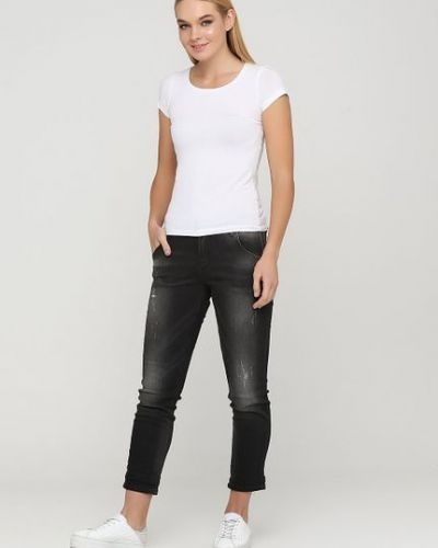 Серые джинсы S.oliver