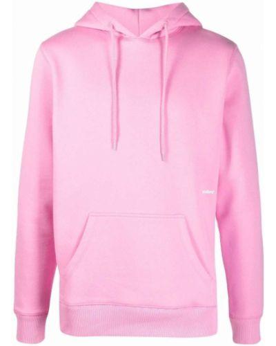 Różowa bluza bawełniana Soulland