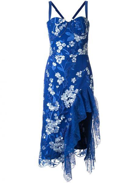 Платье на бретелях с цветочным принтом Bronx And Banco