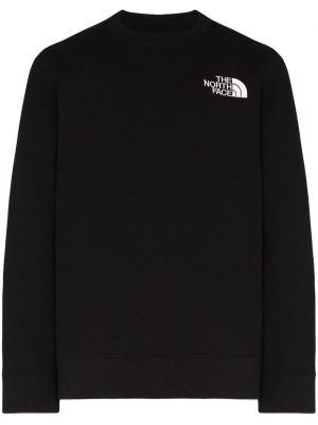 Czarna bluza bawełniana z printem The North Face Black Series