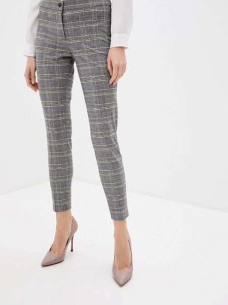 Бежевые брюки La Biali
