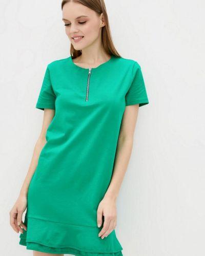 Платье - зеленое Evolve