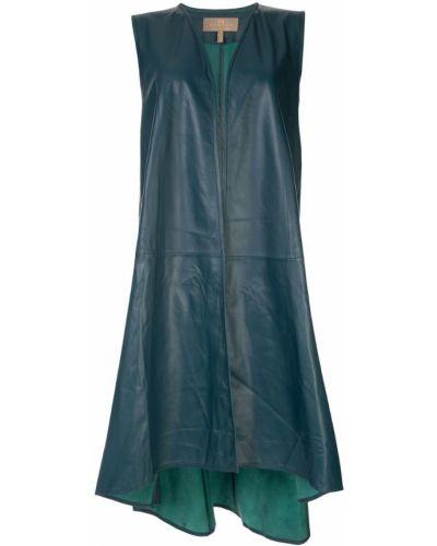 Пальто пальто зеленое Ecaille