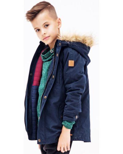 Куртка теплая с рукавом реглан Nativo