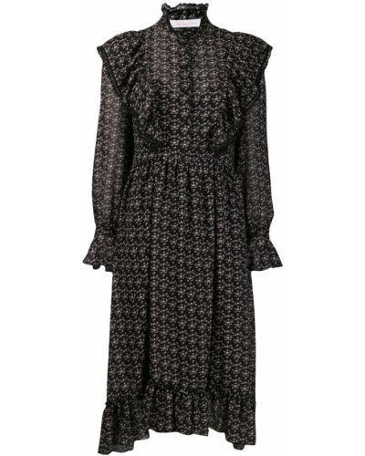Платье ампир с длинными рукавами See By Chloé