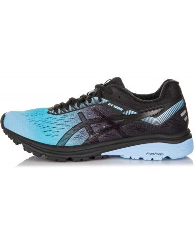 Кроссовки для бега на шнуровке теплые Asics