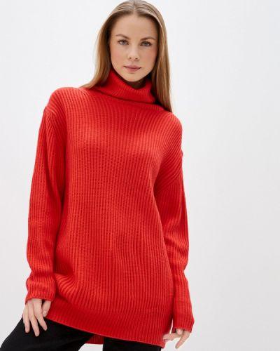 Красный свитер By Swan