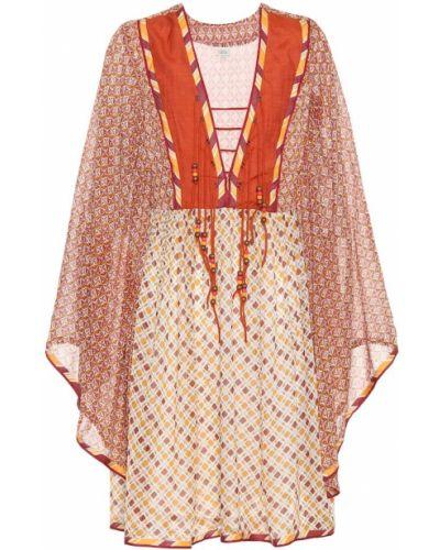 Платье с бисером из вискозы Talitha