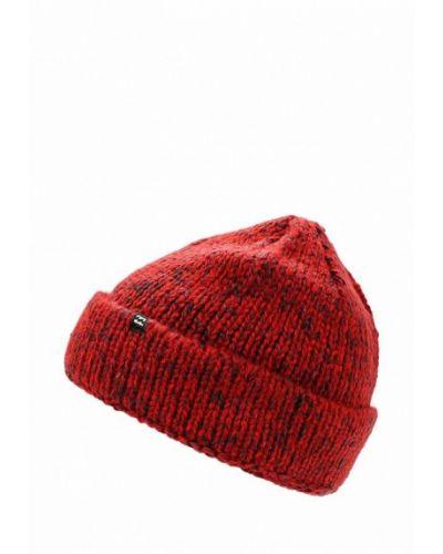Красная шапка весенняя Billabong