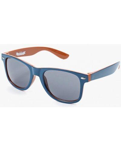 Синие солнцезащитные очки True Spin