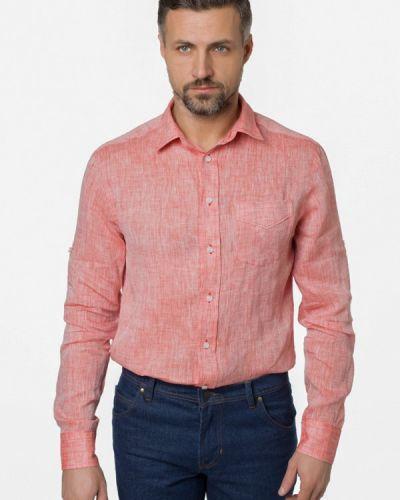 Оранжевая рубашка Arber