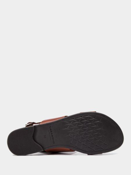 Кожаные сандалии - коричневые Vagabond