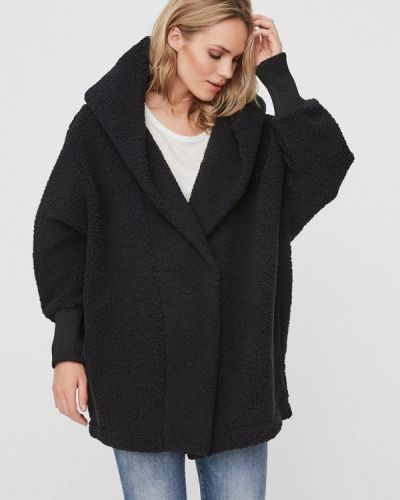 Черное пальто Noisy May